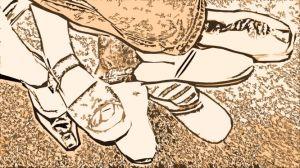 Der Tausendfüßler - Verknotete Füsse