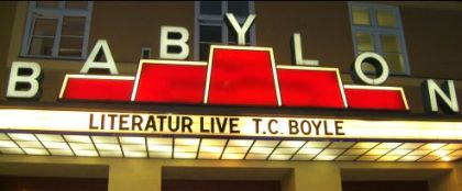 Bayylon - Literatur Live T.C. Boyle