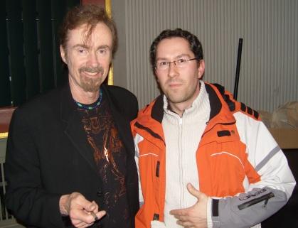 T.C.Boyle & Jens Böhme