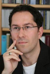 Autorenfoto - Jens Böhme