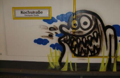 Das ist kein Tausendfüßler - Gespenster in der U-Bahn