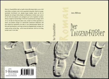 Umschlagcover - Der Tausendfüßler