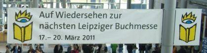 Auf Wiedersehen in Leipzig 2011