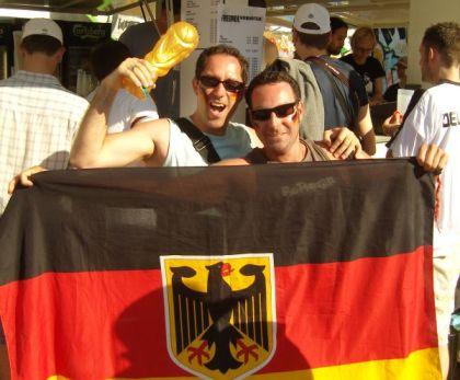 11 Freunde - Astra Kulturhaus Berlin - Deutschland vs. England