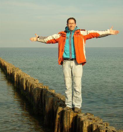 An der Ostsee - Freiheit