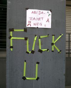 ABI da - Fahrt weg! Easy ABI: Betrug an Abiturienten in Berlin - Foto Jens Böhme