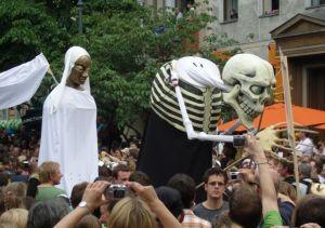 Umzug - Karneval der Kulturen