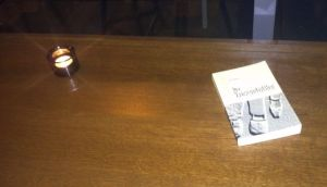 Der Tausendfüßler Bookcrossing im Spreegold Berlin