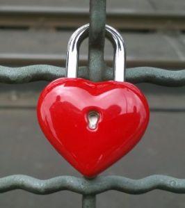 14. Februar Valentinstag Herz Liebesschloss - Blog Der Tausendfüßler