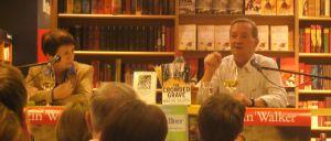 Margarete von Schwarzkopf und Martin Walker im Dialog - Lesung in Berlin
