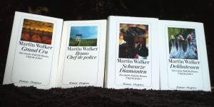 Martin Walker - Bruno-Zyklus - Alle bisher erschienen Romane