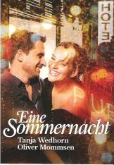 Flyer Eine Sommernacht mit Oliver Mommsen und Tanja Wedhorn