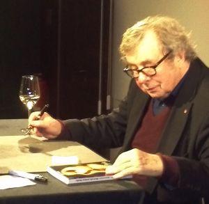 Lesung Hellmuth Karasek mit Signierstunde in Berlin