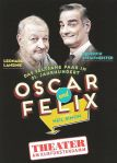 Oscar und Felix Theater am Kurfürstendamm Flyer