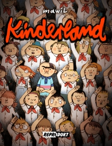 Cover Kinderland mawil